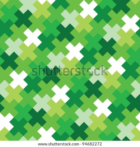 Abstract vector military background - stock vector
