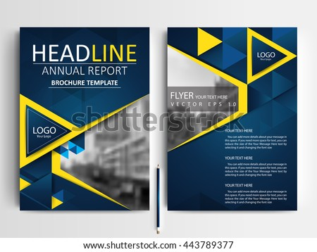 Brochure Design Stock Images Royalty Free Images