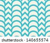 Abstract vector seamless geometric pattern - stock vector