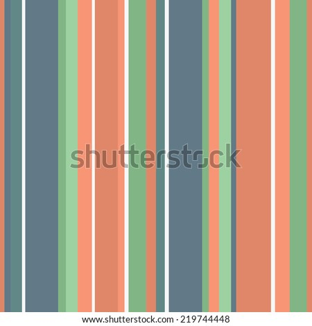 Abstract vector wallpaper with strips. Seamless colorful background