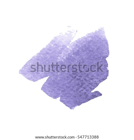 Abstract vector watercolor textured hand painted background. Grunge Vector Distressed Modern Textured Brush Stroke Dry