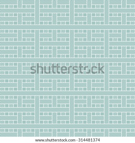 Abstract vintage geometric wallpaper. Vector illustration