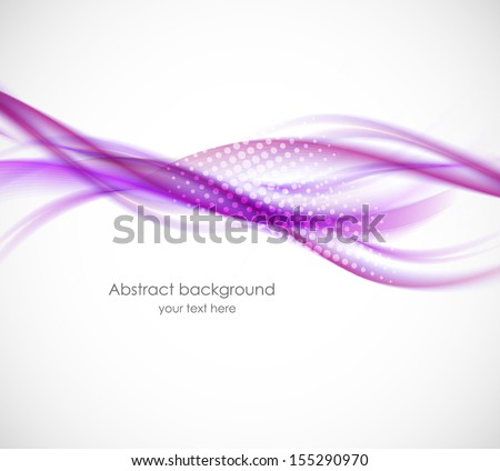 Abstract violet background. Bright illustration - stock vector