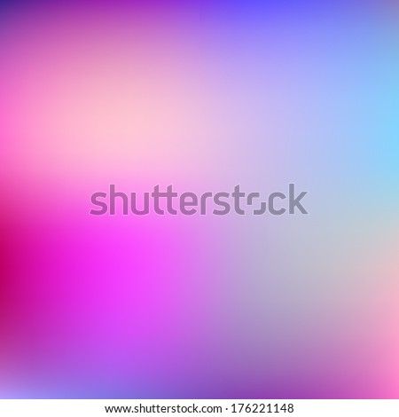 Abstract violet blur color gradient background for web, presentations and prints. Vector illustration. - stock vector