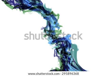 Abstract watercolor spread pattern : vector eps.10 - stock vector