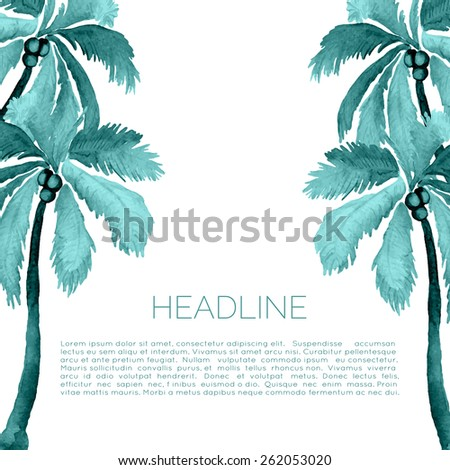 Graphic coconut stock photos images pictures for Printable coconut tree template