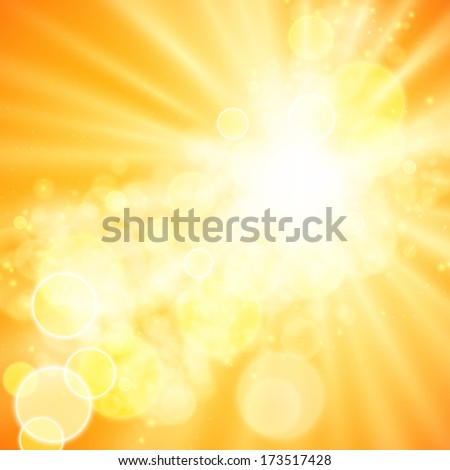 Abstract wave  light vector background
