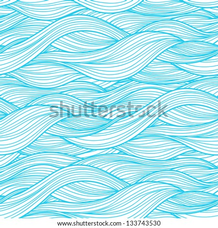 Abstract Wave seamless
