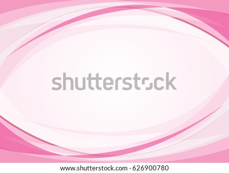 Abstract waves background template business design stock photo abstract waves background template business design pink frame background flashek Gallery