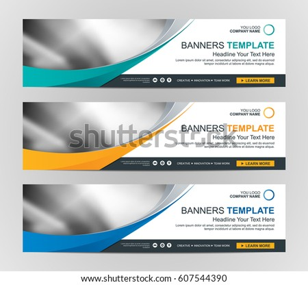 Web Banner Stock Images, Royalty-Free Images & Vectors | Shutterstock
