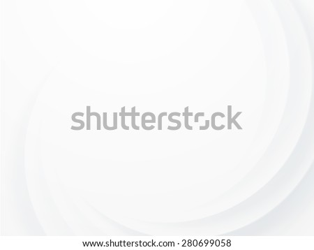 Abstract white Background, Vector Illustration