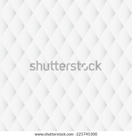 abstract white upholstery background for design - stock vector