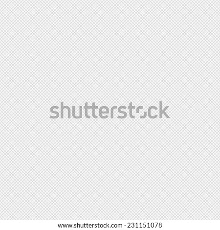 Abstract White Vector Pixel Subtle Seamless Pattern - stock vector