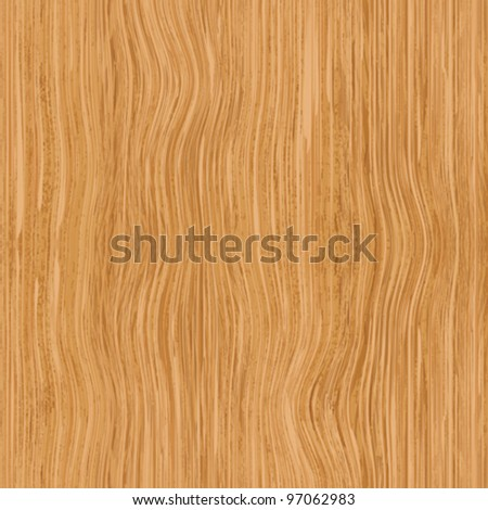 Abstract wooden swirl fiber textured background. Vector.