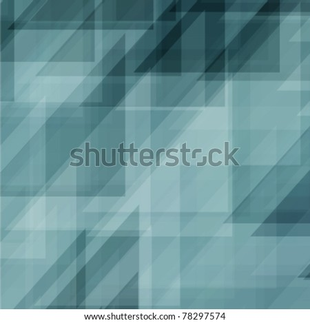 Abstraction retro painted triangles vector background. Eps 10. - stock vector