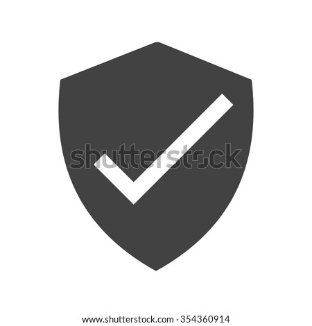 Account, user, verified icon vector image. Can also be used for material design. Suitable for web apps, mobile apps and print media. - stock vector