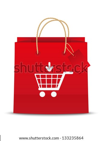 Add to cart shopping icon