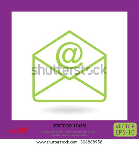 address vector icon