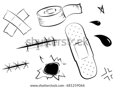 Eye Exam And Optometry Black White Vector Icon Set 60700 besides Hypertension Symptoms Treatment Line Icons Set 563430037 further Hand Drawn Science Beautiful Vintage Lab 353959856 further Shutterstock Eps 527376586 additionally Celtic Letter Z 1015264. on art sports medicine