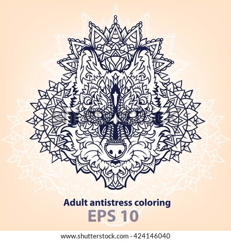 Adult Anti Stress Coloring