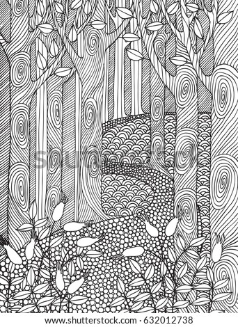 Zentangle Stock Images RoyaltyFree