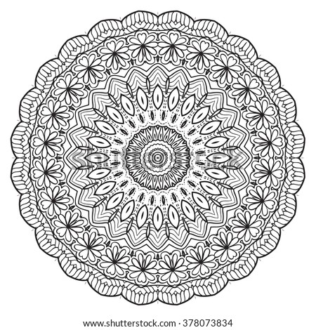 stock-vector-adult-coloring-page-mandala-vector-for-art-coloring-book ...