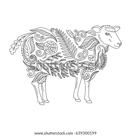 Adult Coloring Pages Scull