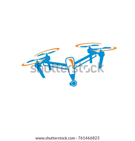 Aerial Photography Drone Logo