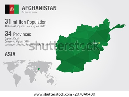 Afghanistan world map pixel diamond texture stock vector 207040480 afghanistan world map with a pixel diamond texture world geography gumiabroncs Image collections