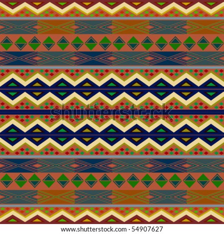 African rug, creative design elements