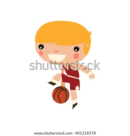 aikido kids. girl fighting a boy. asian martial arts sparring. - stock vector