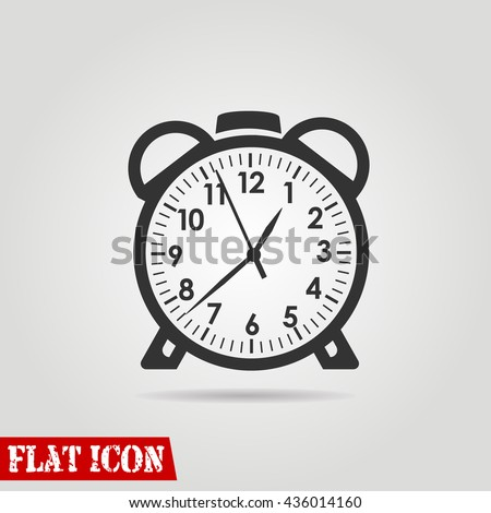 Alarm Clock icon, Alarm Clock icon vector, Alarm Clock icon eps10, Alarm Clock icon, Alarm Clock icon eps, Alarm Clock icon jpg, Alarm Clock icon flat, Alarm Clock icon web, Alarm Clock icon vector - stock vector