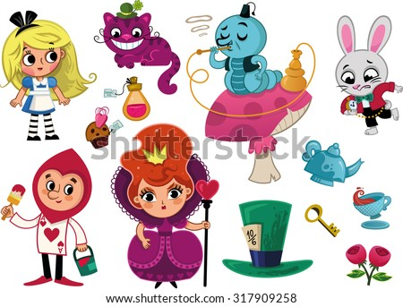 Alice In Wonderland Stock Photos Royalty Free Images amp Vectors