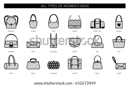 Simple Handbags Types -Handbag Ideas