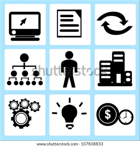 Allocation Resources Organization Human Resource Stock Photo Photo