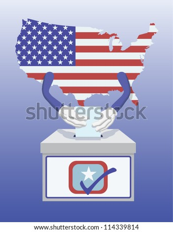 America Votes on Election Day