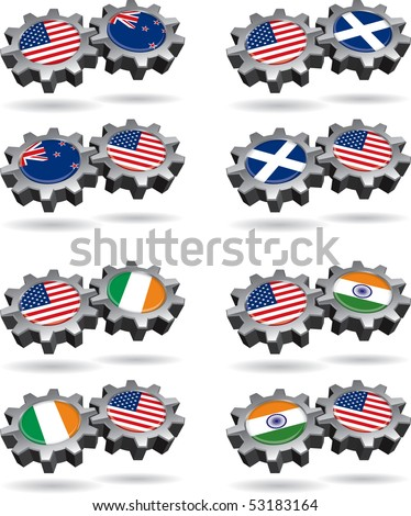 America Works With New Zealand, Scotland, Ireland, and India