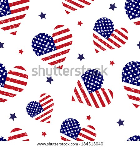 American Flag Heart Stock Images, Royalty-Free Images & Vectors ...