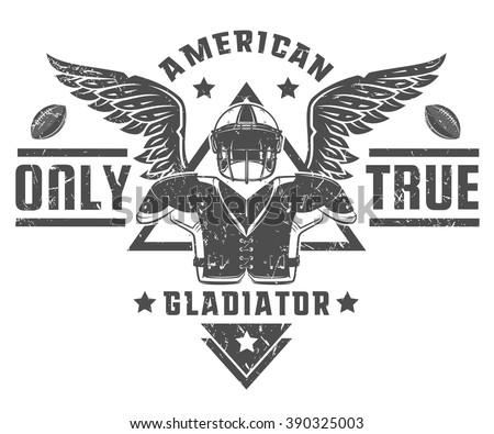 American Gladiator Logo