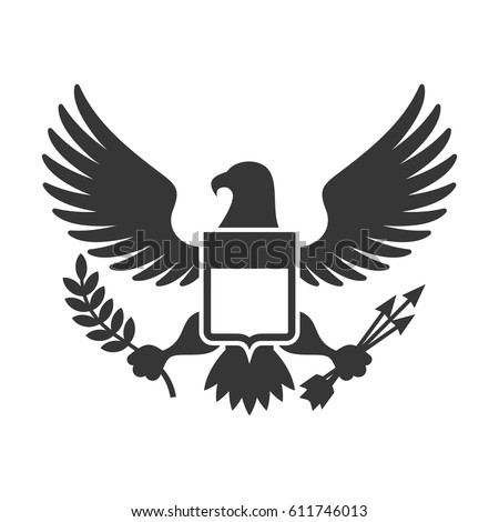 eagle symbol logo - photo #8