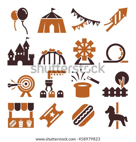 Amusement Ride Stock Photos, Royalty-Free Images & Vectors ...