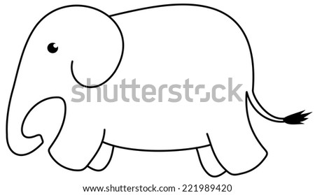 an icon elephant