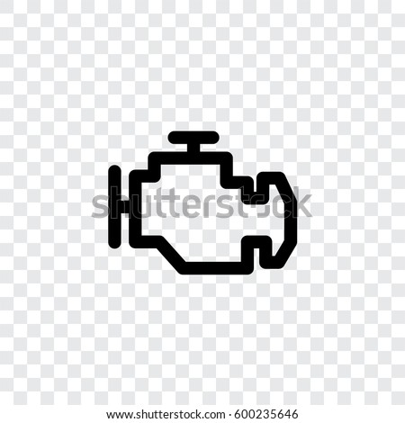 Illustrated Icon Isolated On Background Check Stock Vector 600235646
