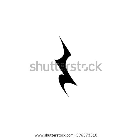 Illustrated Icon Isolated On Background Crotchet Stock Vector