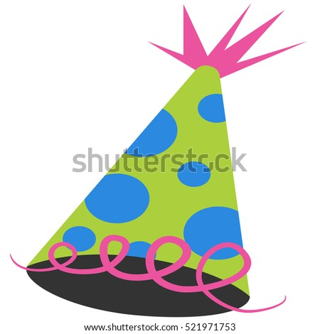 An image of a Birthday Party Hat.