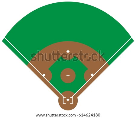 Baseball Diamond Stock Images, Royalty-Free Images & Vectors ...