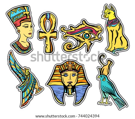 Ra stock images royalty free images vectors shutterstock for Egyptian tattoo flash