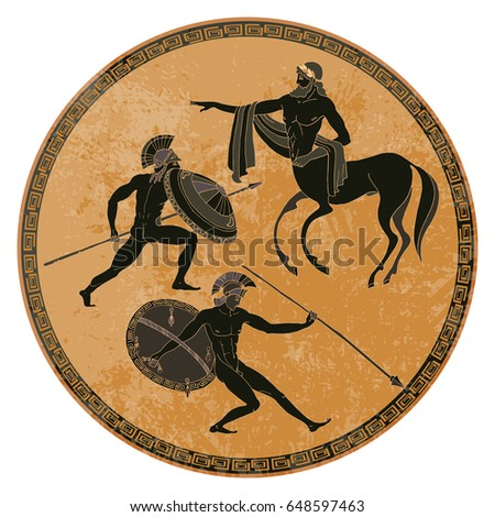 an overview of the ancient greek mythology Introduction the warrior achilles is one of the great heroes of greek mythology according to legend, achilles was extraordinarily strong, courageous and loyal, but he had one vulnerability .