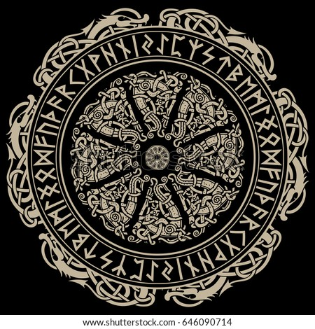 the religion of the ancient scandinavians Old norse religion the religious  fresh and green out of the sea from then on, the best gods and people lived in the ancient homelands of their forefathers.