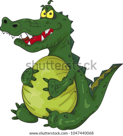 Angry Crocodile Stock Images, Royalty-Free Images ... - photo#42